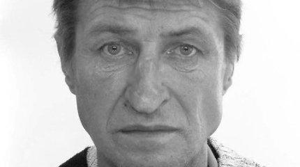 Rūdiškėse dingo vienas gyvenantis, sunkiai vaikštantis Sergejus Žukovas