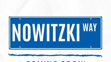 Dalasas vieną miesto gatvę pavadins D.Nowitzkio vardu