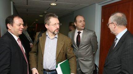 Gintaras Kazakas korupcijos byloje nubaustas bauda, o Audrius Butkevičius bausmės išvengė dėl senaties