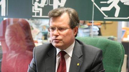 Vilniaus apylinkės teismas turės iš naujo spręsti dėl R.Šukio skundo VSD