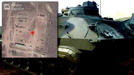 Rusijos agresijos įrodymai: Donbase aptikta šiuolaikinė naujo tipo rusiška technika