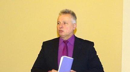 Kelmės meras prašo išteisinti jį dėl kyšininkavimo, prokuroras siekia 75 tūkst. eurų baudos