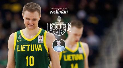 """""""urBONUSas"""": R.Seibutis – apie """"Hiperbolę"""" Saragosoje ir nepamirštamą NBA nuotykį"""