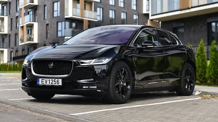 "Kodėl ""Jaguar I-Pace"" turi dideles priekines groteles, o ""Nissan Leaf"" – ne?"