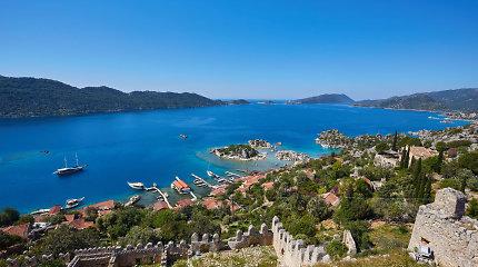 Žvilgsnis į Turkiją kitomis akimis: kelionė jachta po gamtos ir Antikos stebuklus