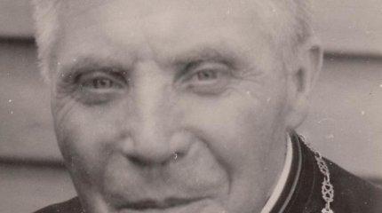 Šiemet bus pažymimi Kardinolo Vincento Sladkevičiaus metai