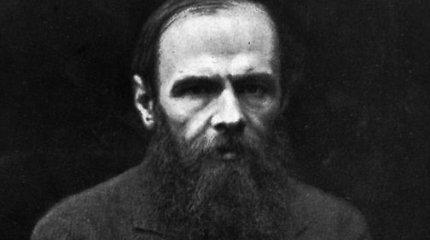 Vasario 9-oji: prieš 133 metus mirė rusų rašytojas Fiodoras Dostojevskis