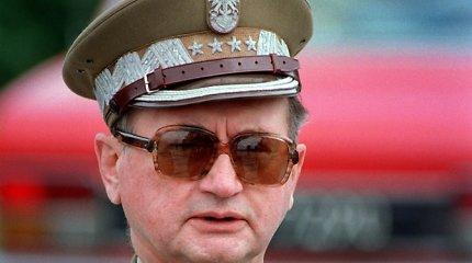Lenkija atims iš velionio lyderio W.Jaruzelskio generolo laipsnį