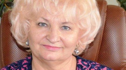 Marijampolės mere išrinkta socdemė I.Lunskienė, balsavo mažiau nei penktadalis rinkėjų