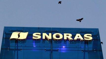 """""""Snoro"""" būstinės ir vėl nepavyko parduoti"""