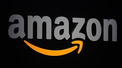 """""""Amazon"""" išlieka brangiausiu prekės ženklu pasaulyje"""