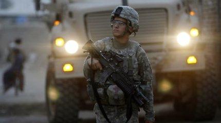 JAV kariuomenė ketina užšaldyti sužeistus karius