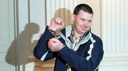 Airijoje sulaikytas ir paleistas ginklų kontrabandos byloje įtariamas Liamas Campbellas