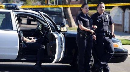 Kalifornijoje per Helovino vakarėlį nušauti keturi žmonės, keletas sužeista