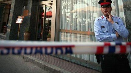 Ispanijoje sulaikyti keturi lietuviai, įtariami prekiavę narkotikais, vogę elektrą ir neteisėtai laikę ginklus