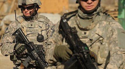 Per išpuolį Afganistane sužeisti penki čekų kariai, praneša Čekijos ministerija