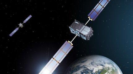 """Nuo ketvirtadienio iš esmės neveikia europietiška navigacijos sistema """"Galileo"""""""