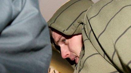 Leisgyvę Vilniaus moksleivę greitosios automobilyje žaginęs medikas Kęstutis Stasaitis paleistas į laisvę