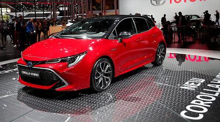 """Populiariausias """"Luminor lizingas"""" automobilis Baltijos šalyse – """"Toyota Corolla"""", traktorius – """"John Deere"""""""