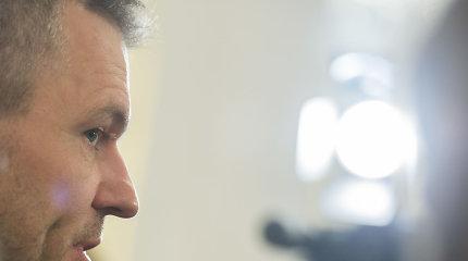 Paskirtasis Slovakijos premjeras vidaus reikalų ministru pasirinko nepartinį pareigūną