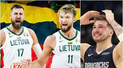 Lietuvos krepšinio rinktinė išgyveno dramoje su danais, bet kas toliau?