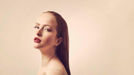 """Jaunosios lietuvių dainininkės Alice Way talentą įvertino ir kartu dainą """"Vanity Fair"""" įrašęs Leonas Somovas"""