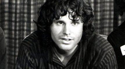 Tragiško likimo rokerio Jimo Morrisono mintys, išlietos dar neskelbtoje užrašų knygelėje, bus parduodamos aukcione