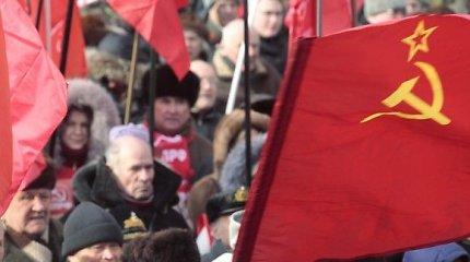 """Krasnodaro komunistai siunta miesto valdžiai neišdavus leidimo """"Novorosijos"""" palaikymo akcijai"""