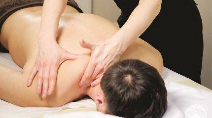 Norite atsikratyti skausmo? Jums gali padėti masažas