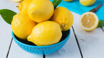 Peršalus labai reikalingo vitamino C gausu ne tik vaisiuose