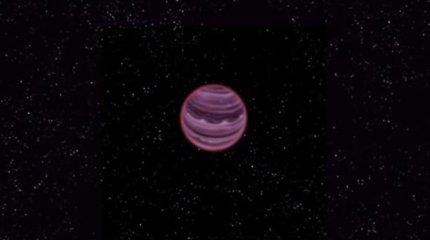 """Mokslininkai aptiko """"velnišką"""" planetą, kurios debesyse – išsilydžiusio ketaus lašai"""