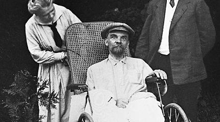 Slaptas dienoraštis: nuo ko numirė Vladimiras Leninas?