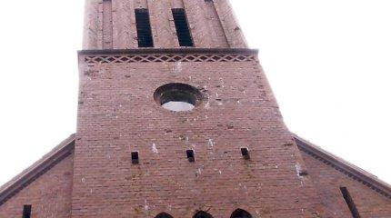 Nidos evangelikų liuteronų bažnyčią planuojama sutvarkyti iki birželio