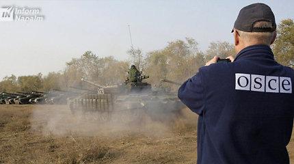 ESBO misijos Ukrainoje mandatas pratęstas dar metams. Svarbūs faktai ir liudijimai