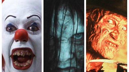 Testas Helovino proga: ar atpažinsite bent 8-is iš šių 10-ies siaubo filmų?