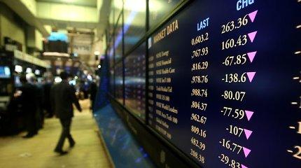 """""""Goldman Sachs"""" vadovas mano, kad recesijos JAV tikimybė yra """"nereikšminga"""""""