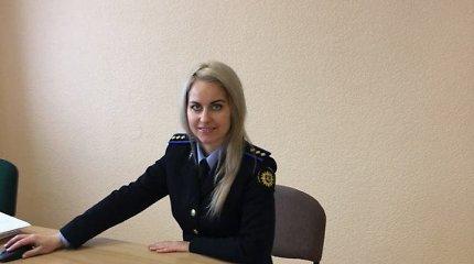 """Buvusi Jurbarko Probacijos tarnybos pareigūnė Inga Molevaitė: """"Susidūriau su itin žiauriais nepilnamečių nusikaltimais"""""""