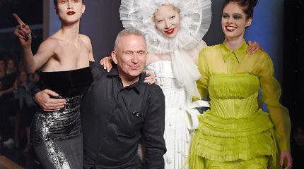 Jeanas-Paulis Gaultier atsitraukia: kitas Paryžiaus aukštosios mados šou bus paskutinis