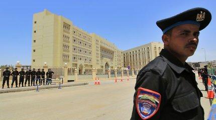 Egipto kariai per operaciją Sinajuje nukovė 16 džihadistų