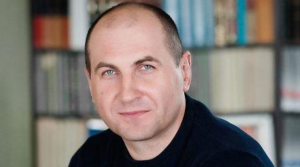 Linas Šipavičius: Sekmadienio Evangelija. Pašlovintas Dievas...