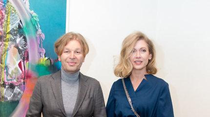 Vilniuje atidaryta italų žvaigždės Gioacchino Pontrelli paroda