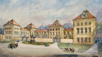 LDK istorija: Vilnius 1636 metais