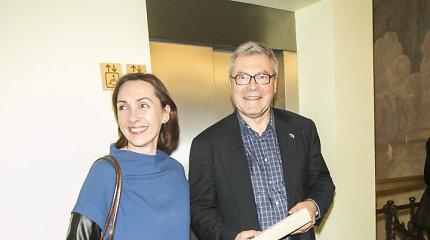 """Rimantas Bagdzevičius ir Jūratė Vilūnaitė: """"Sužinoję, kad mylime vienas kitą, žmonės mus pjudė"""""""