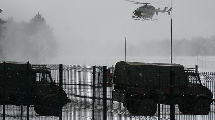 Vainius Butinas: Lietuvos pasieniečiams trūksta lėšų ginkluotos gynybos priemonėms