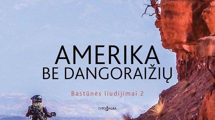 """Keliautojos E.Gerulaitytės knygoje """"Amerika be dangoraižių"""" – kitokia Šiaurės Amerika"""