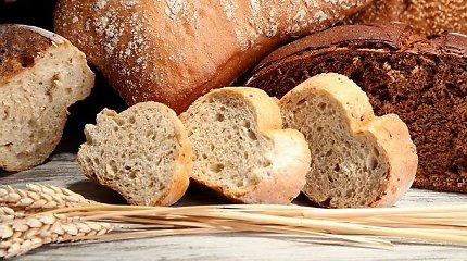 R.Stukas pakomentavo mitus apie duoną: ar tikrai nuo jos auga svoris ir geriausia yra viso grūdo duona?