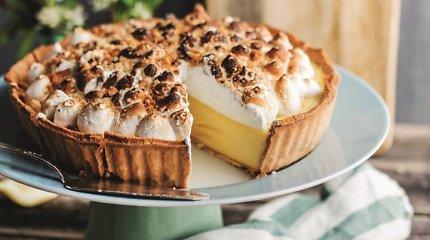 Minime Pyragų dieną: 5 labai skirtingi receptai – gardiname ir citrusais, ir sūriu