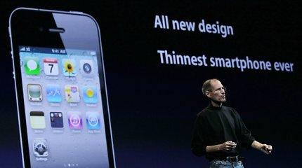 """Ar tikrai žinote, kas išrado """"iPhone""""?"""