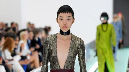 """Milano mados savaitė: """"Gucci"""" 2020 m. pavasario ir vasaros kolekcija"""