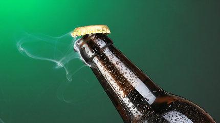 """""""Biržų alaus"""" direktorius ir gamybos vadovė bus teisiami dėl """"juodo alaus"""""""